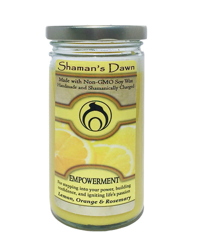 Shaman's Dawn Empowerment Candle