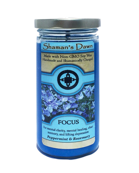Shaman's Dawn Focus Candle