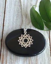KINDNESS OF THE HEART - Heart Chakra Necklace