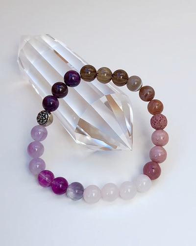 HEAL MY HEART - Gemstone Bracelet