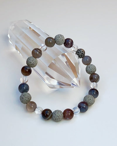POSITIVE CHANGE - Gemstone Bracelet