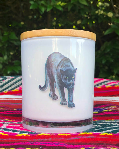 The Winds Of The West - Jaguar Candle