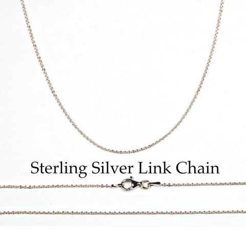 Sterling Silver Om Lotus Necklace - VIRTUOUS LIFE