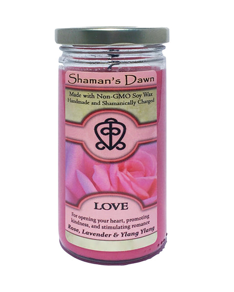 Shaman's Dawn Love Candle