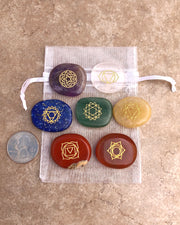 Mini Chakra Gemstone Set