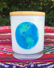 Mother Earth Candle