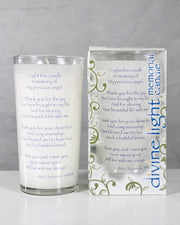 Maxie's Prayer Pet Memorial Candle