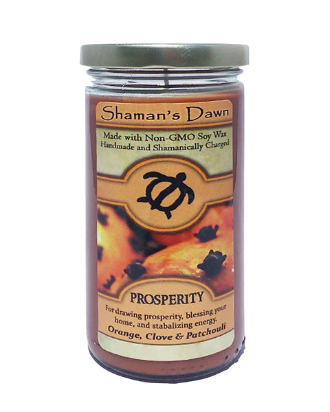 Shaman's Dawn Prosperity Candle