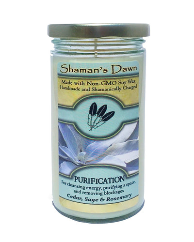 Shaman's Dawn Purification Candle