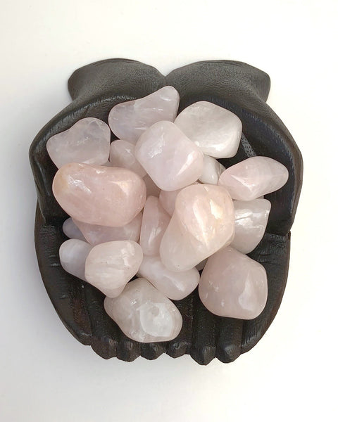 Rose Quartz Tumbled Pocket Stone