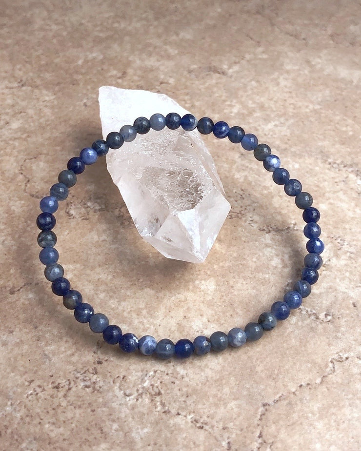 Sodalite Mini Gemstone Bracelet