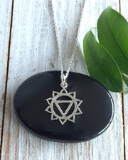 INNER GUIDANCE - Solar Plexus Chakra Necklace