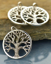 HEAVEN & EARTH - Tree of Life Necklace