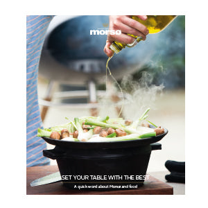 Morso Outdoor Cookbook