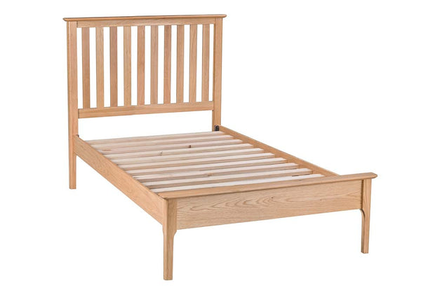 New Thornton Wooden Bed Frame - The Oak Bed Store