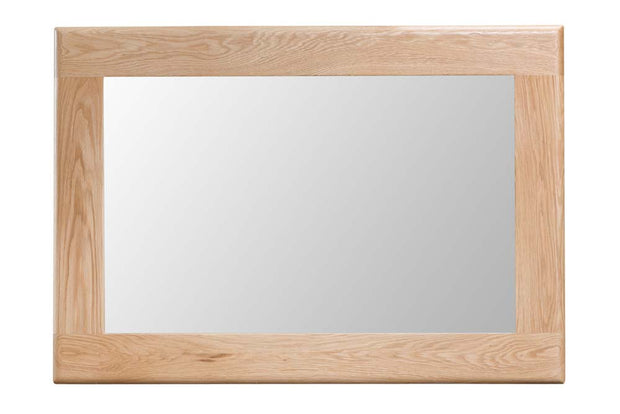 New Thornton Wall Hung Mirror - The Oak Bed Store