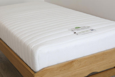 Pocket Memory 1000 Pocket Spring Memory Foam Mattress - The Oak Bed Store