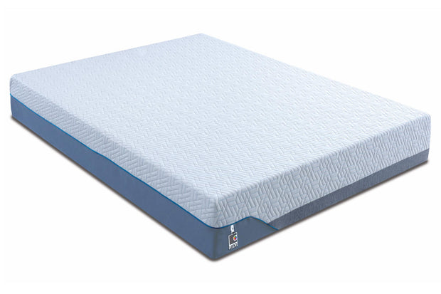 Breasley UNO Pocket Ortho 1000 Pocket Spring Mattress - The Oak Bed Store