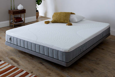 Breasley UNO Memory Pocket 1000 Pocket Spring Memory Foam Mattress - The Oak Bed Store