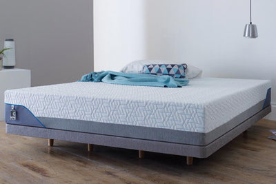 Breasley UNO Pocket 1000 Pocket Spring Mattress - The Oak Bed Store