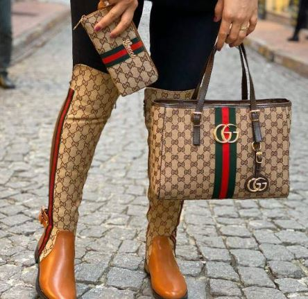 Gucci Winter Boot Set New