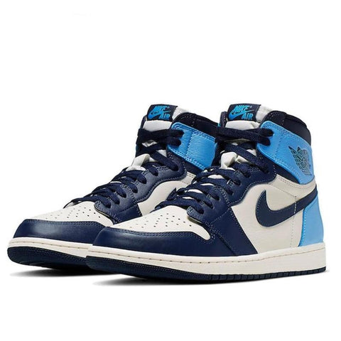 Nike Air Jordan 1 Retro High OG Men's Basketball Sneakers