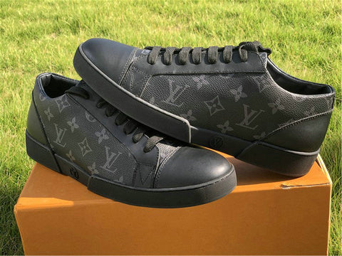 LV Sneakers Black