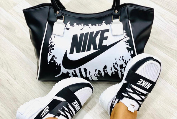 Nike Women's Bag & Sneakers Set