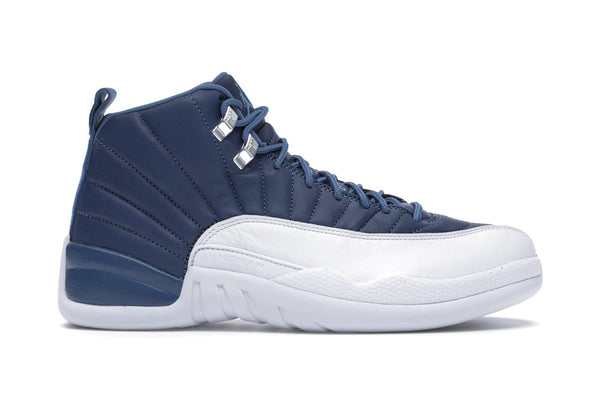 "Perfect Air Jordan 12 ""Indigo"""