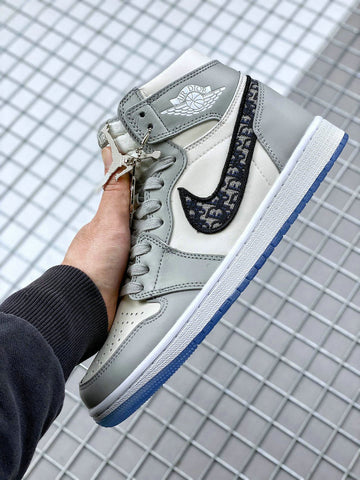 Perfect Nike Dior x Air Jordan 1 High
