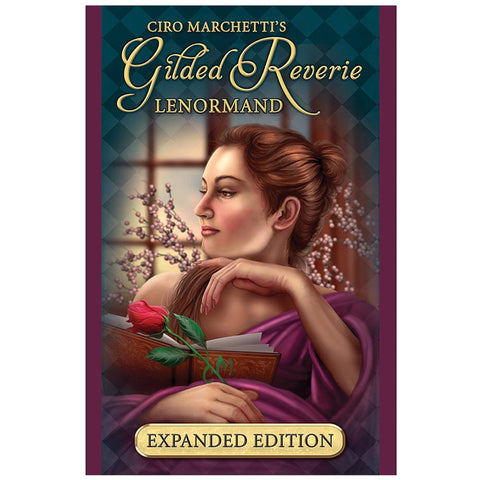 Expanded Gilded Reverie Lenormand Tarot Magic Oracle Ciro Marchetti