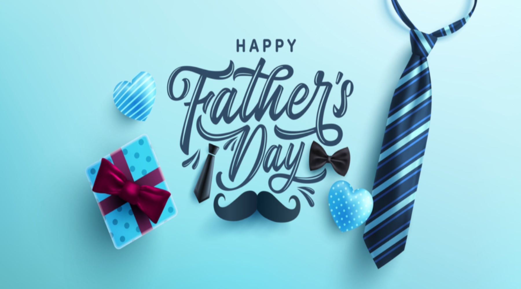 Happy Father's Day- gift ideas for him