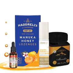 Immune Support with Manuka Honey Products