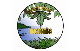 Pacific Coast Macadamia Nuts logo