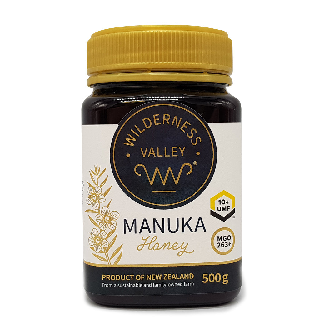 10+ UMF Manuka Honey - Manuka Honey | Wilderness Valley