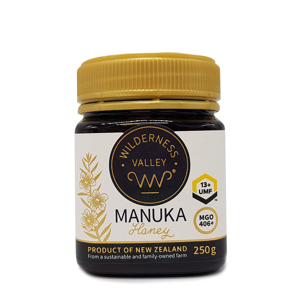 13+ UMF Manuka Honey - Manuka Honey | Wilderness Valley