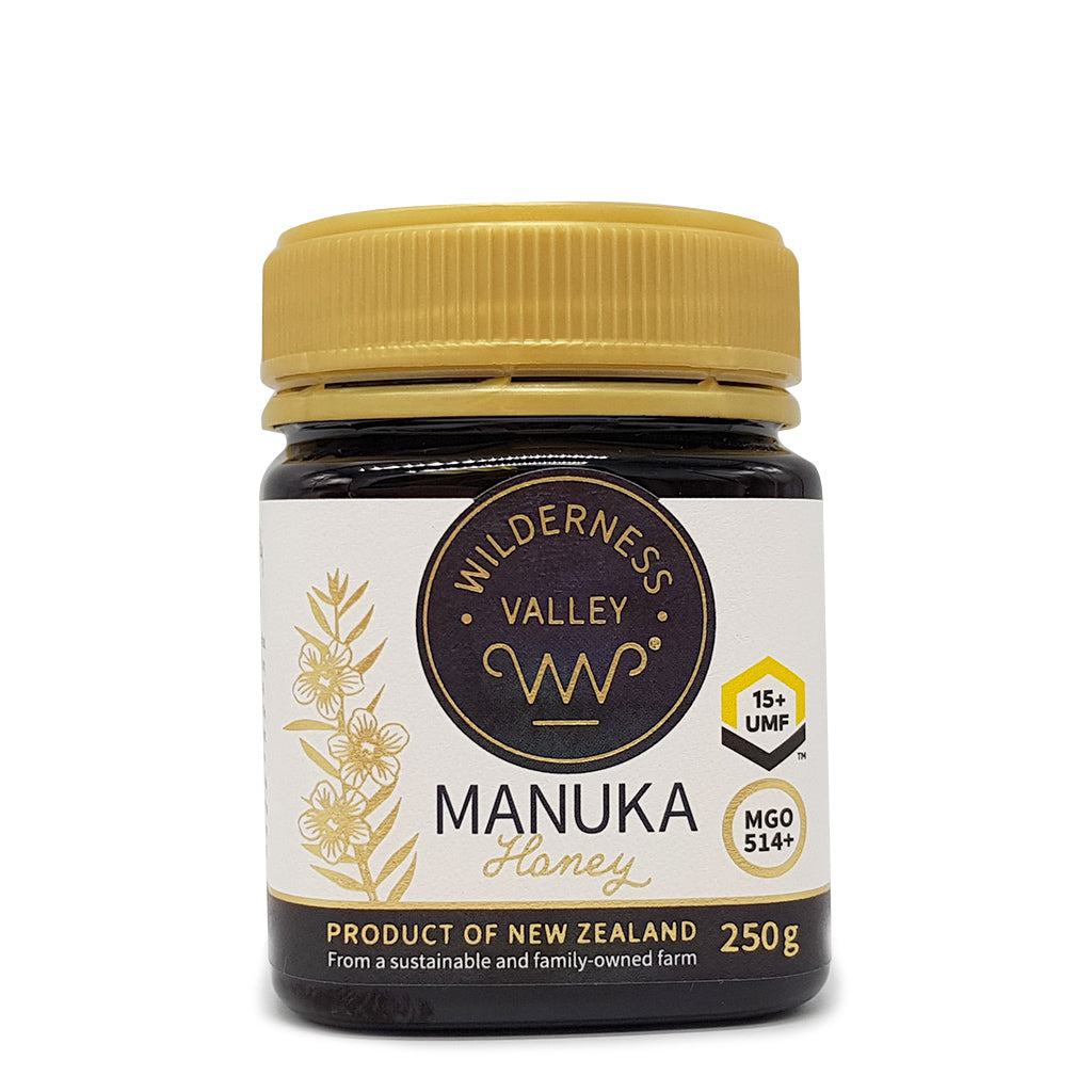 15+ UMF Manuka Honey - Manuka Honey | Wilderness Valley