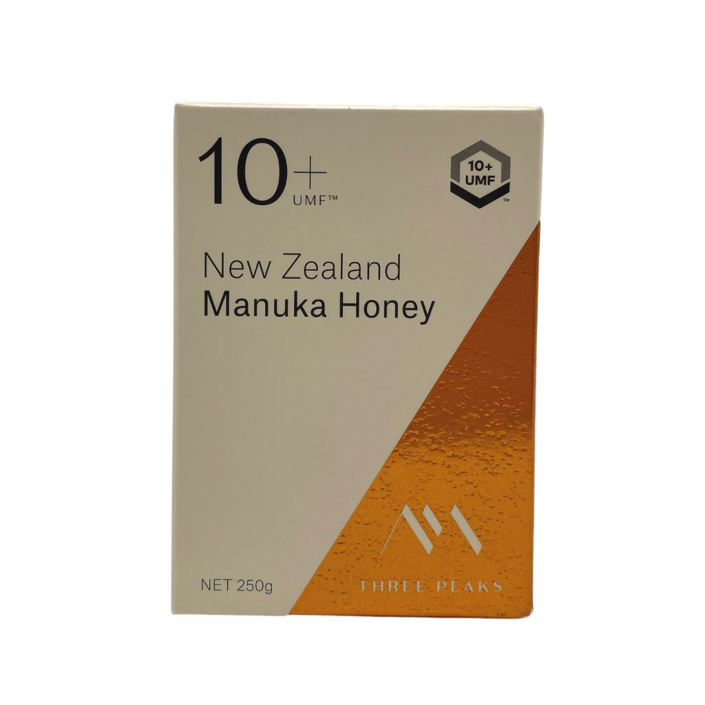 10+ UMF Manuka Honey - Manuka Honey | Three Peaks NZ