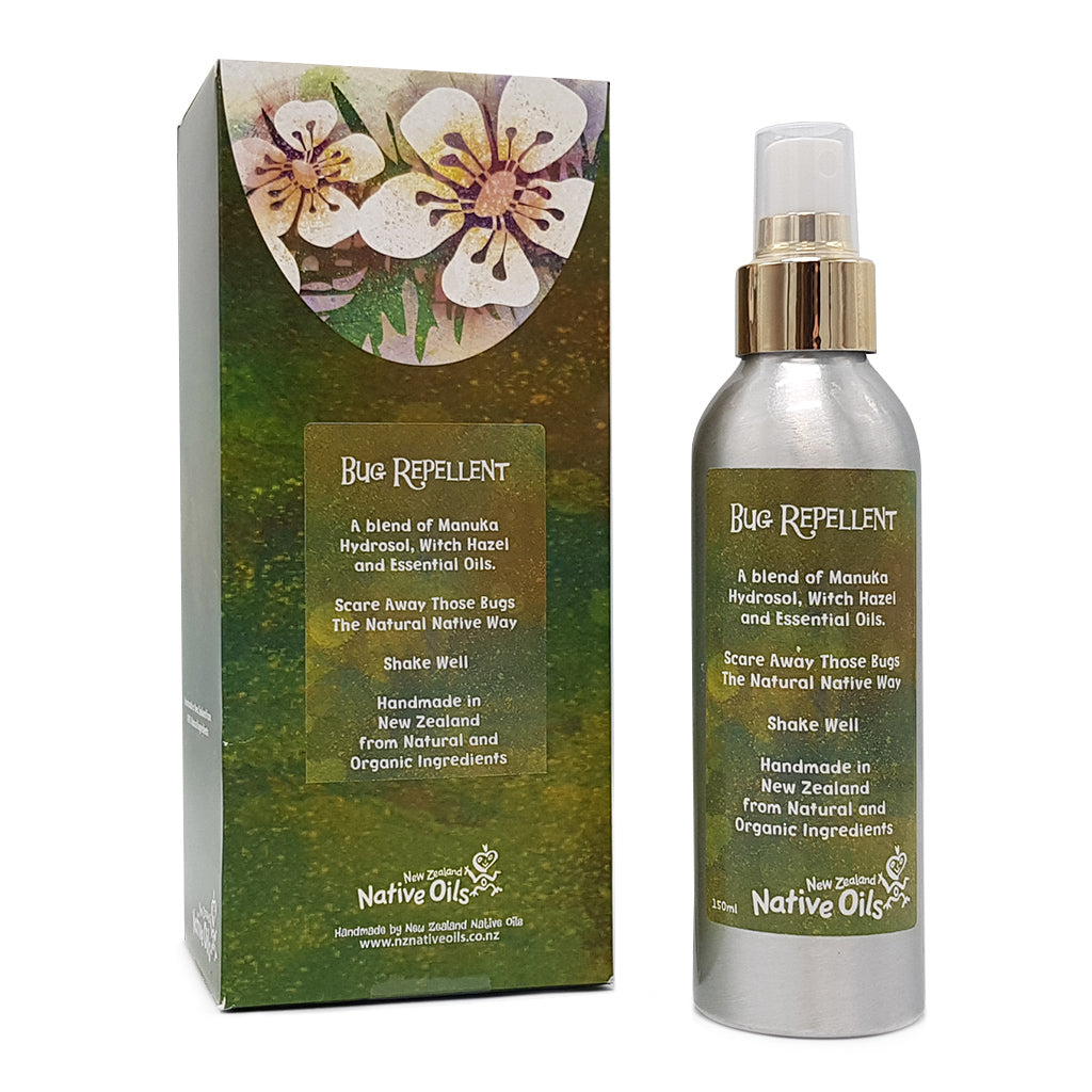 Natural Bug Repellent - Face & Body | NZ Native Oils