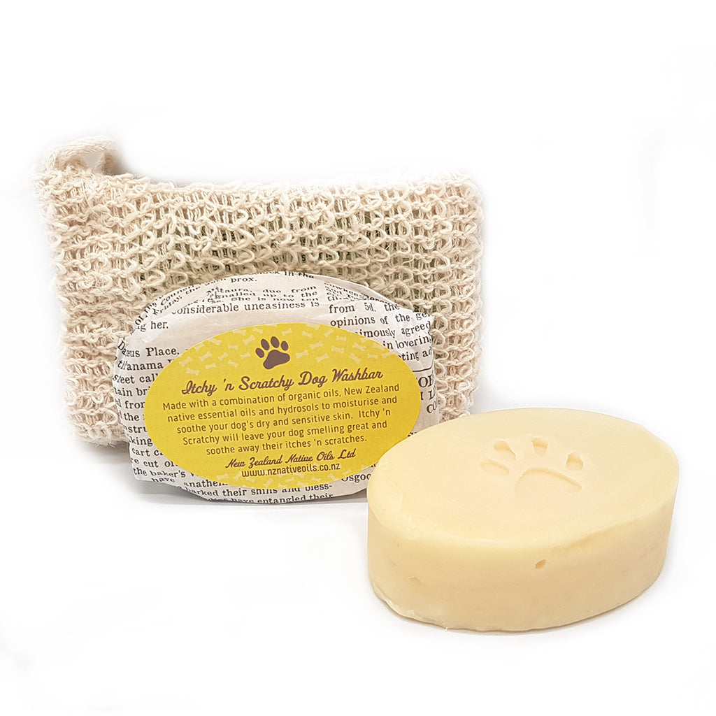 Itchy 'n Scratchy Shampoo Bar for Dogs