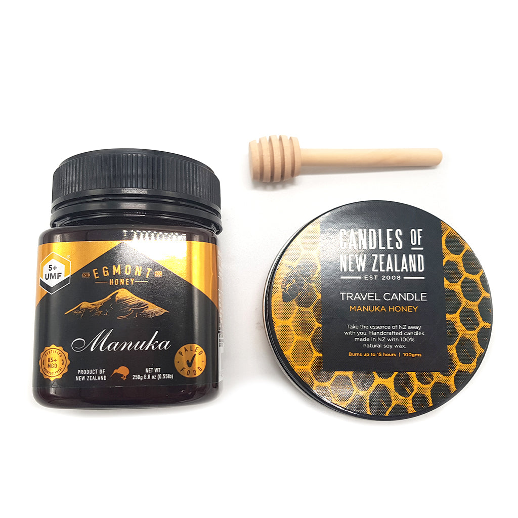 Honey Lovers Gift Basket - Gift Baskets | Manuka Honey of NZ