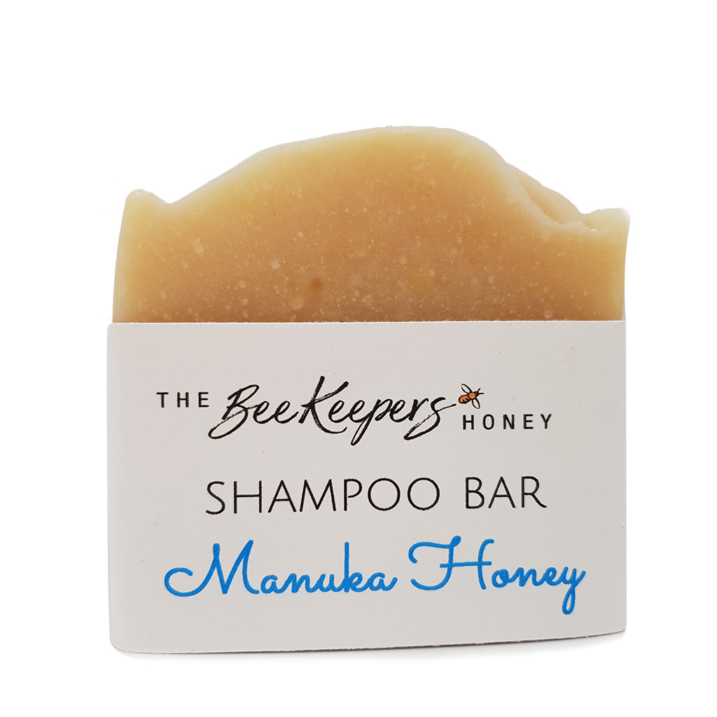 Manuka Honey Shampoo Bar