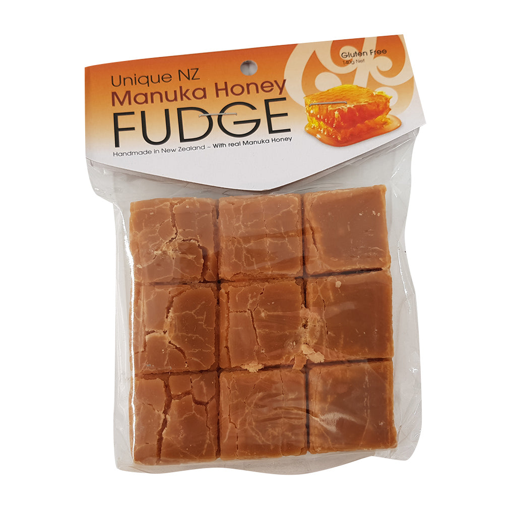 Manuka Honey Fudge Slab - Food & Drink | Mary Gray