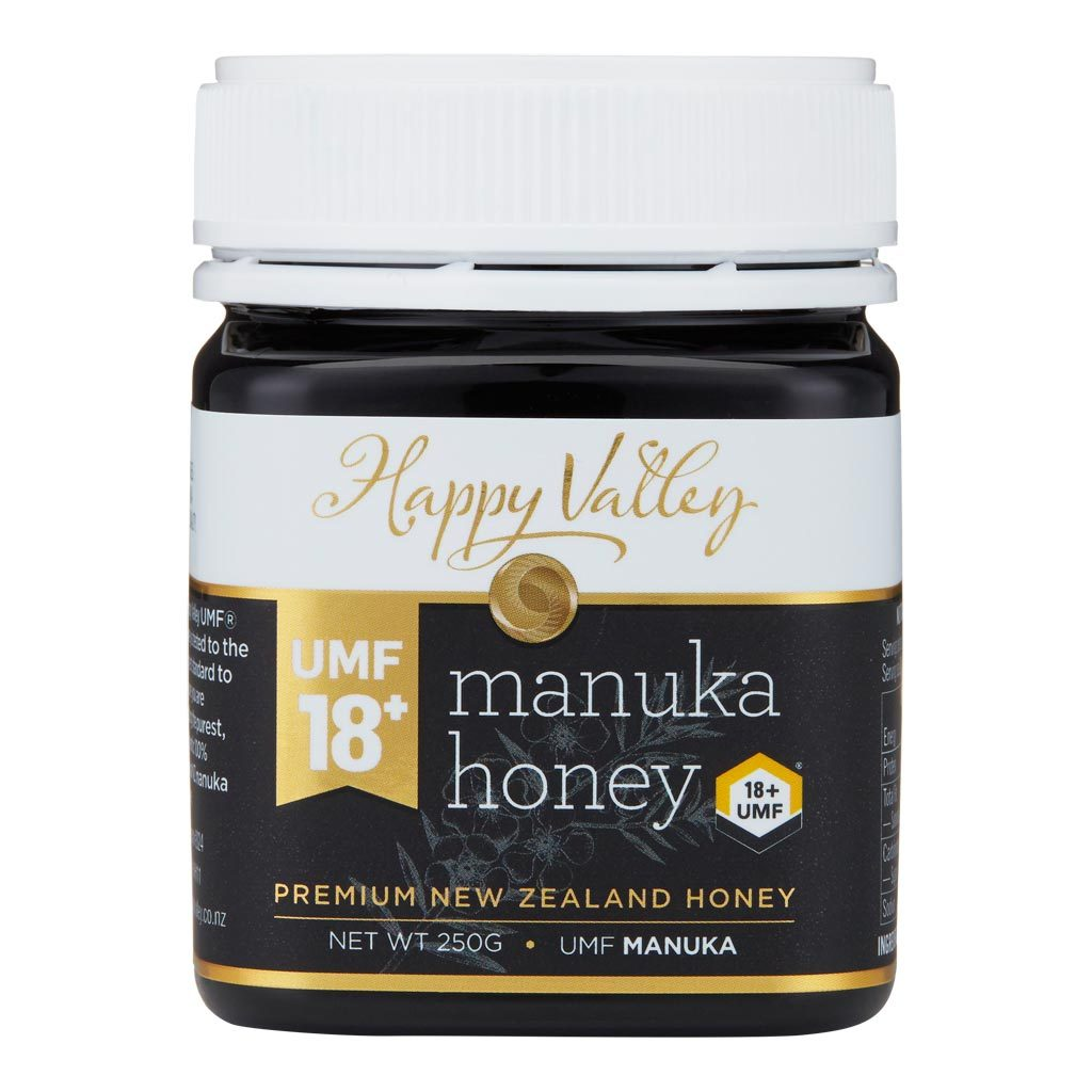 18+ UMF Manuka Honey - Manuka Honey | Happy Valley