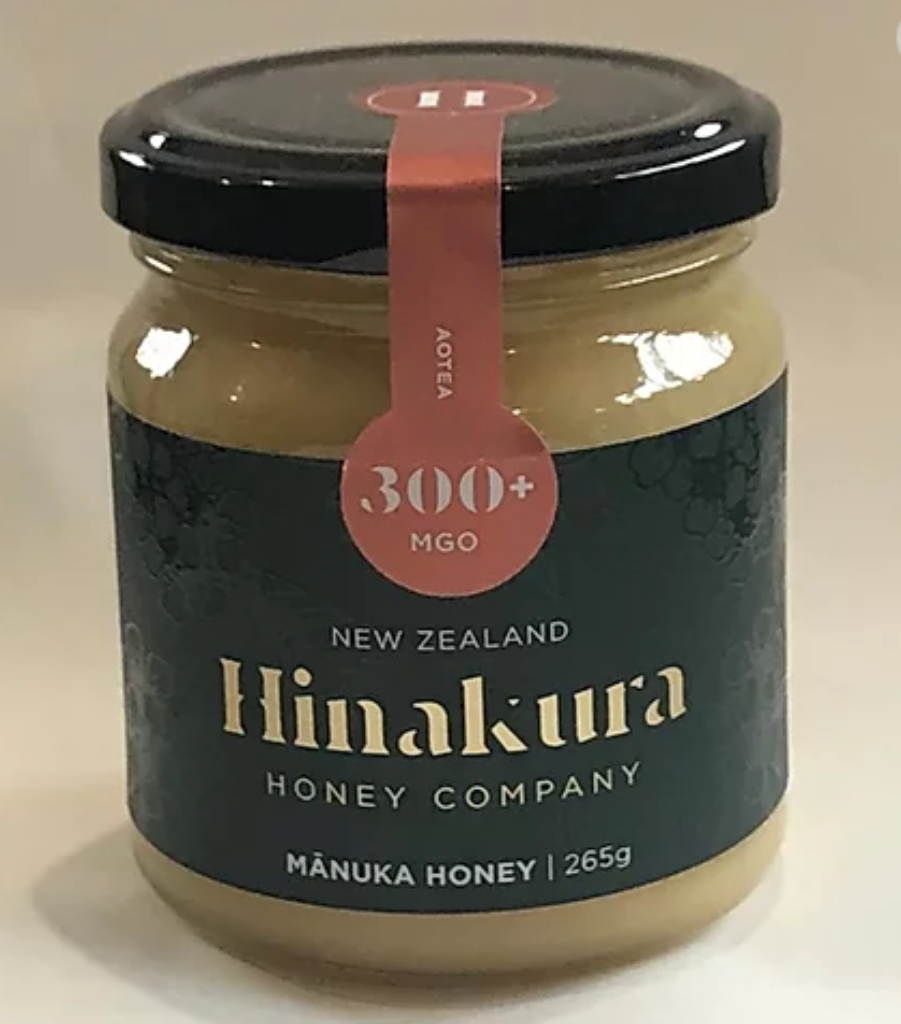 300+ MGO Aotea Manuka Honey - Manuka Honey | Hinakura Honey Company