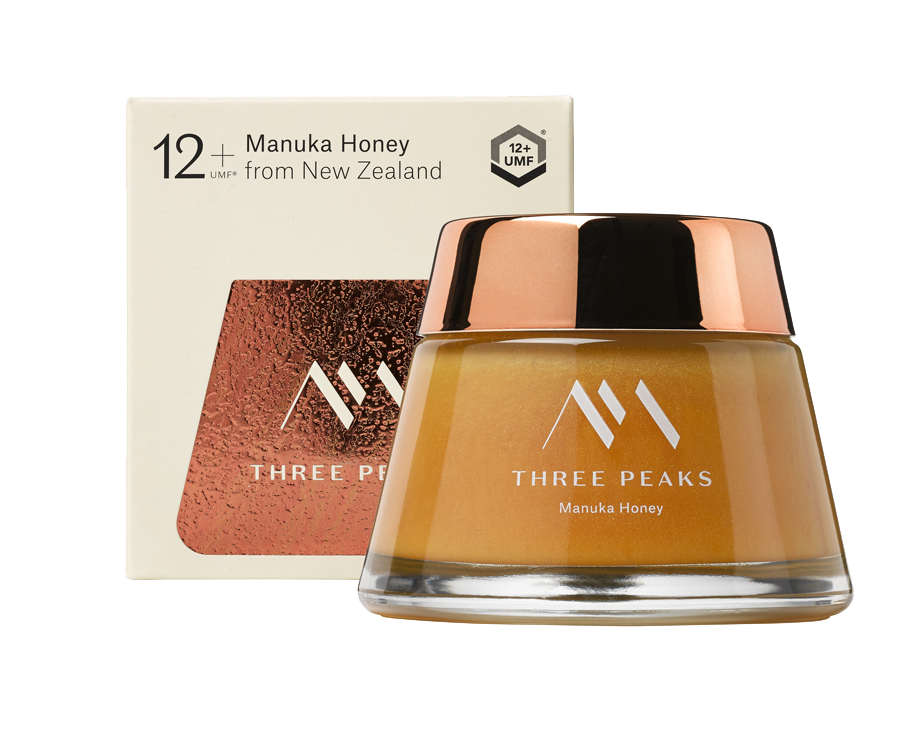 12+ UMF Manuka Honey - Manuka Honey | Three Peaks NZ