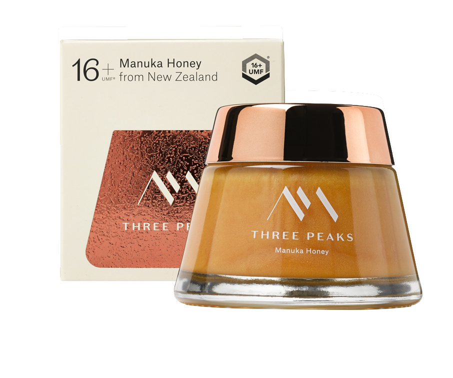 16+ UMF Manuka Honey - Manuka Honey | Three Peaks NZ