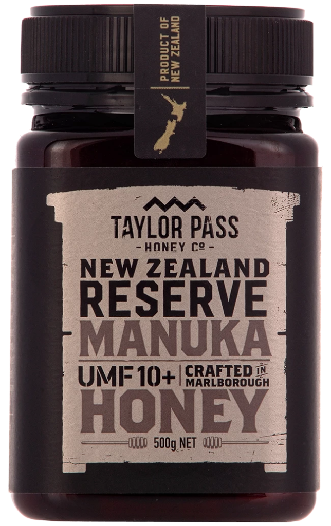10+ UMF Manuka Honey - Manuka Honey | Taylor Pass Honey Co