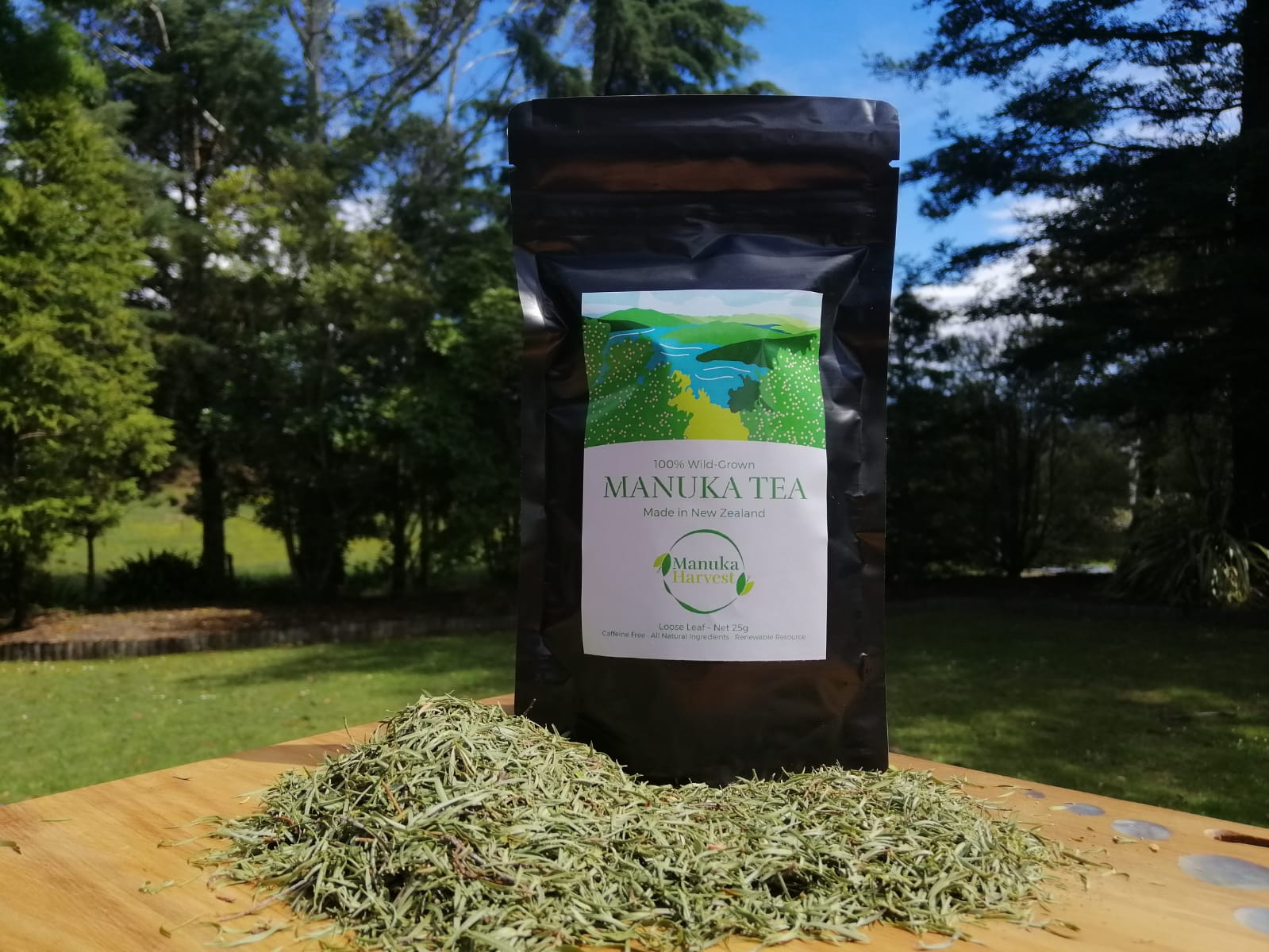 Manuka Tea - Food & Drink | Manuka Harvest