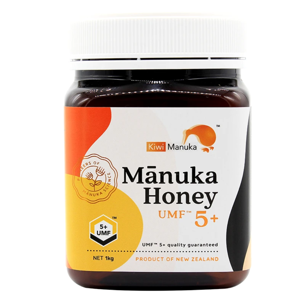 5+ UMF Manuka Honey 1 kg - Manuka Honey | Kiwi Manuka